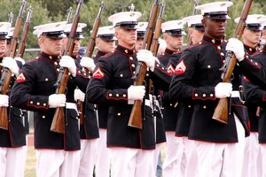 What Are the U.S. Marines Elite Troops?