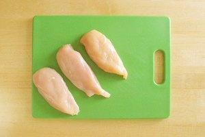 Información nutricional de las pechugas de pollo cocidas