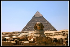 How Did Workers Build the Great Sphinx of Egypt?