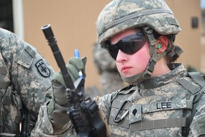 Were Women Serving in the Military During the Persian Gulf War?