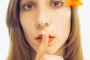 Efectos secundarios del blanqueamiento del pelo facial