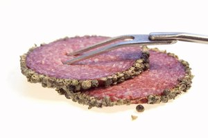 How to Store Sliced Salami