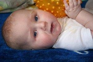 Peso normal del bebé por meses