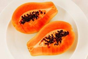 Enzimas de la papaya y la pérdida de peso