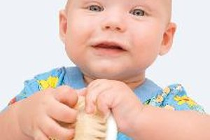 Cómo humectar la piel con aceite para bebés