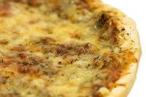 Dolor de estómago luego de comer pizza