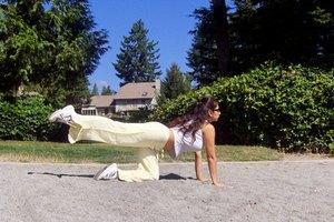 Beneficios de las pesas para tobillos