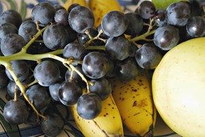 La dieta de los tres días de fruta de desintoxicación