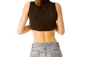 Ejercicios fáciles para tener una espalda baja delgada