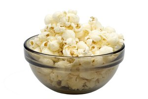 Directions for Using a Hot Air Popcorn Popper