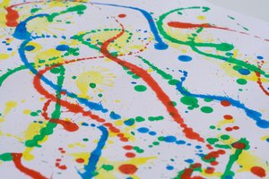 How to Make a Paint Splatter Shirt