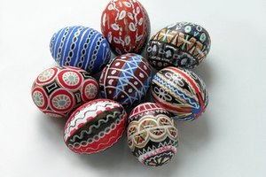 Ukrainian Crafts for Kids