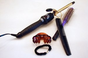 How to Clean the Burnt-on Mess from Your Curling Iron