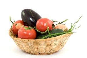 List of Alkaline Foods & Acidic Foods