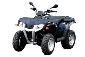 How Do I Find Out if a Lien Is on an ATV with the VIN?