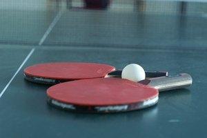 ¿Cómo limpiar de manera segura una raqueta de tenis de mesa?