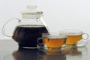 Beneficios de beber té verde de jazmín