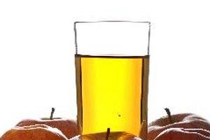 Efectos secundarios del jugo de manzana