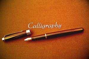 How to Learn English Calligraphy