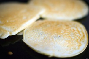 How to Reheat Made Pancakes in the Oven
