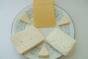 Vitaminas y minerales en el queso