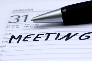 How to Facilitate a Goal-Setting Meeting