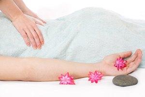 Efectos secundarios de la terapia de masaje