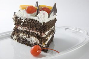 How to Freeze a Black Forest Cake