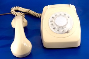How to Take a Home Phone Number Off of a Telemarketing List