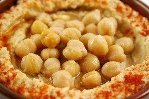 ¿El hummus es malo para perder peso?