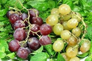 ¿Puedes comer semillas de uvas?