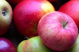 ¿Cuánta azúcar tiene una manzana?