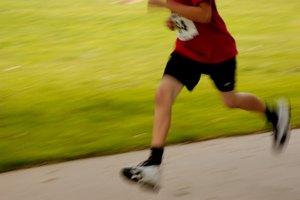 Correr vs. bicicleta fija