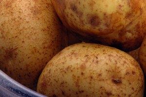 La nutrición de la patata y de la patata dulce