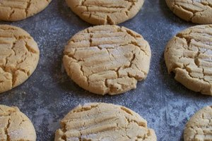 How to Add Peanut Butter to Sugar Cookie Mix