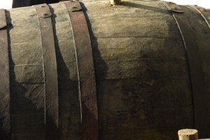 How to Care for Oak Whiskey Barrels