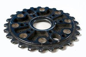 ¿Qué es mejor para una bicicleta BMX: un piñón delantero grande o chico?