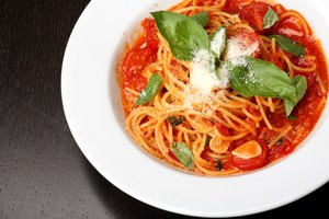 ¿Puede un diabético comer espaguetis?