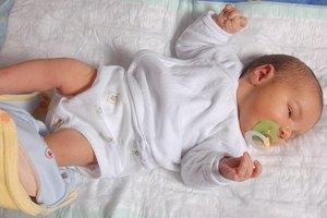 Mucosidad en las heces de un bebé