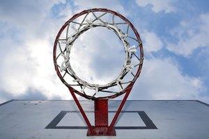 Altura estándar de una canasta en basquetbol