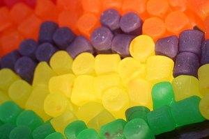 Desventajas de comer dulces y caramelos