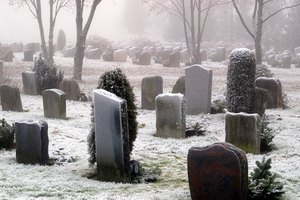 How to Purchase a Cemetery Plot