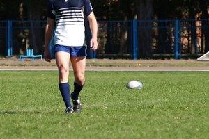 Circuito de ejercicios de entrenamiento para Rugby