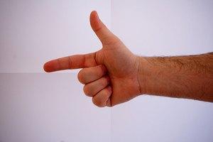 Ejercicios manuales para el dedo en el gatillo