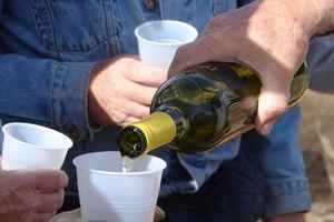 Efectos del alcohol a gran altura