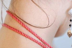 Tratamiento para la piel seca en el cuello