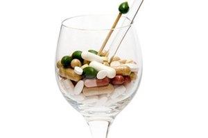 Reacción del alcohol y la cefalexina