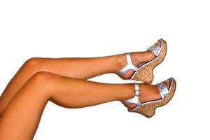 Cómo reducir las bolsas de grasa de la pierna