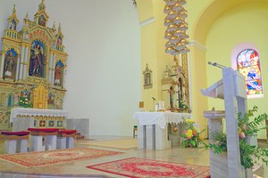 How to Decorate a Church Interior