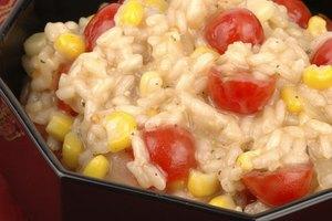How to Cook With Arborio Rice